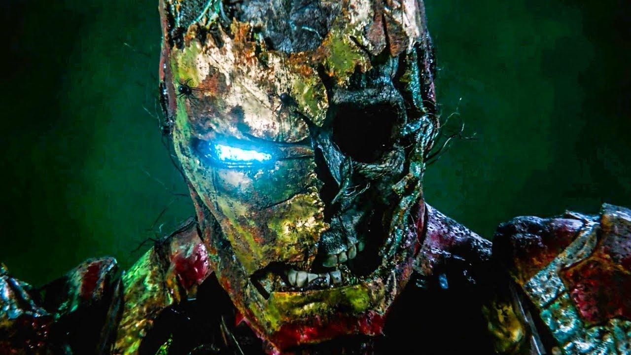 Человек паук против Мистерио. Зомби Железный Человек