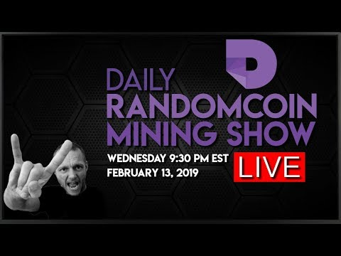 RandomCoin Mining Show LIVE! ⛏ - Desire (DSR) - NeoScrypt