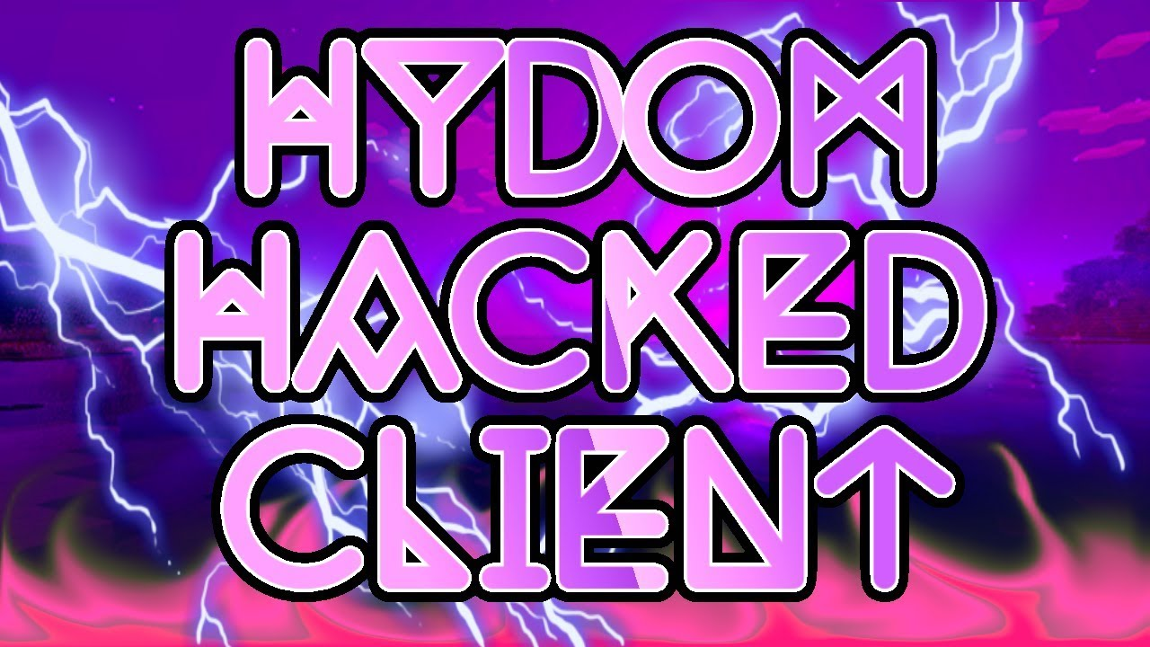 MCPE HYDOM HACKED CLIENT REVIEW (LAG FREE BLOCKLAUNCHER CLIENT) by NSITF  MCPE
