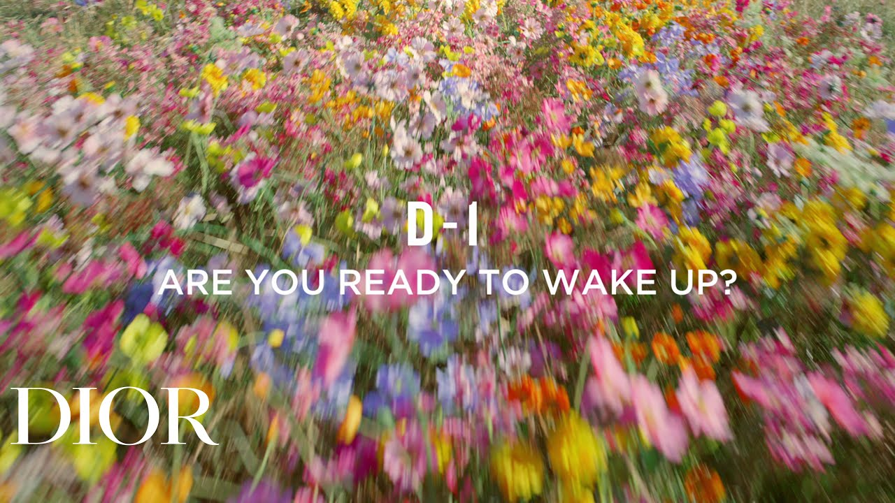 D-1, ARE YOU READY TO WAKE UP?