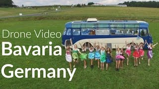 Featured Drone showreel of Bavaria Germany by Flyimage 2016