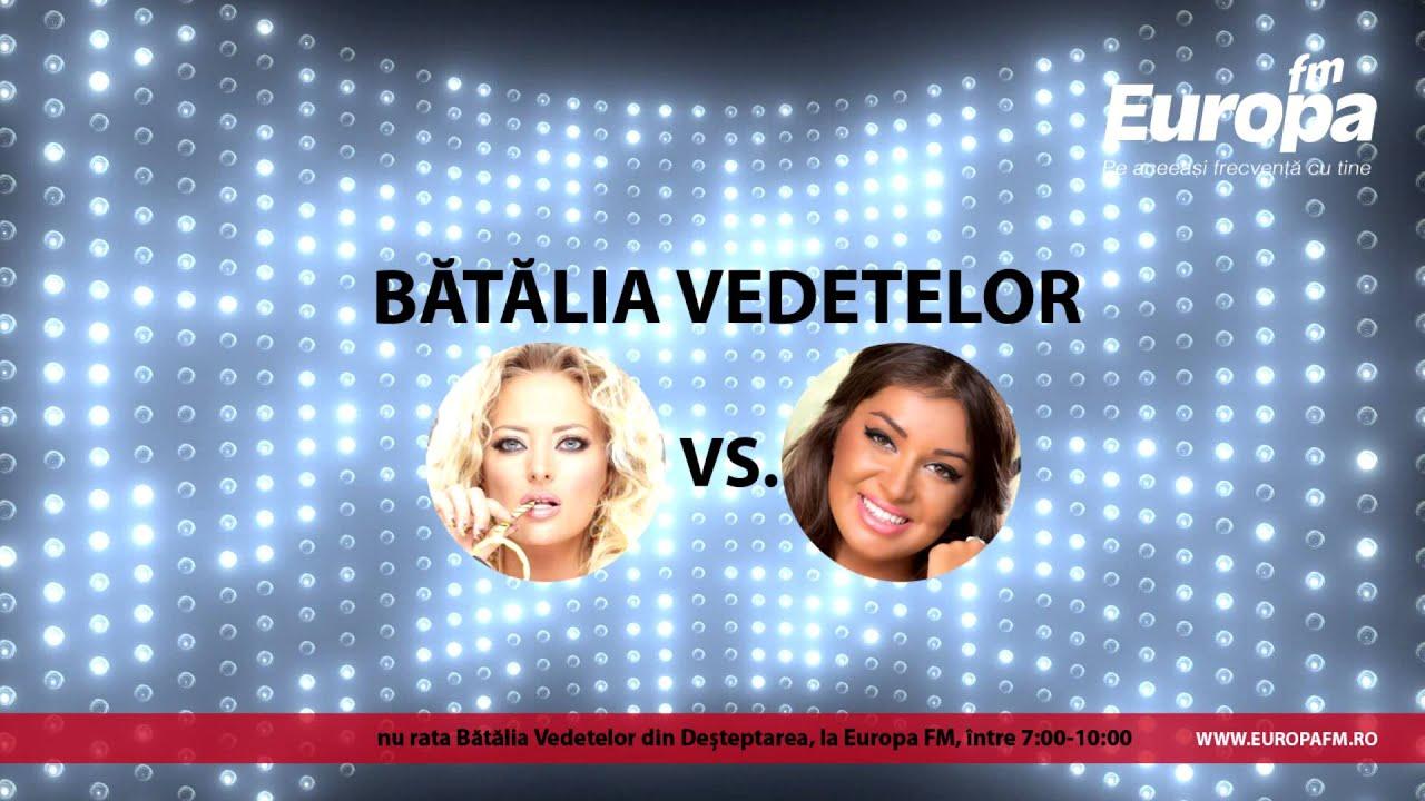 Batalia Vedetelor: Delia Matache vs. Elena Ionescu