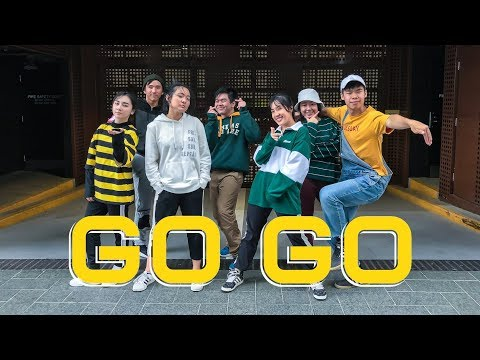 [Made in Asia] Go Go (고민보다 Go) by BTS Dance Cover