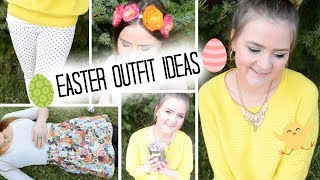 Easter Outfit Ideas! Thumbnail