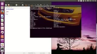 1 - Introduction au langage script Bash linux