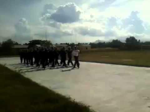 Luyện Duyệt Đội Ngũ - Tân binh D865 -lữ 101