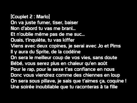 MZ - Lune de fiel (paroles)