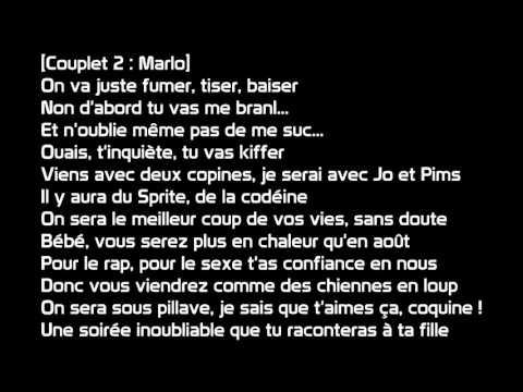 MZ - Lune De Fiel (paroles)