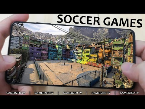 TOP 10 BEST NEW SOCCER GAMES FOR ANDROID & IOS IN 2020 | OFFLINE & ONLINE | PART 1
