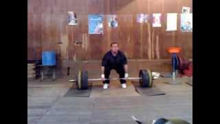 Edgar Gevorgyan 210kg