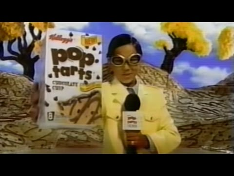 Pop Tarts Commercial New Chocolate C...