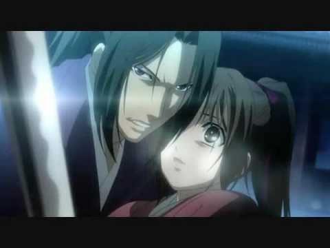chizuru and hijikata �� youll be in my heart �� youtube