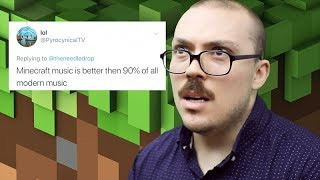 Download LET'S ARGUE: Minecraft Music Beats 90% of Other Music Mp3 and Videos