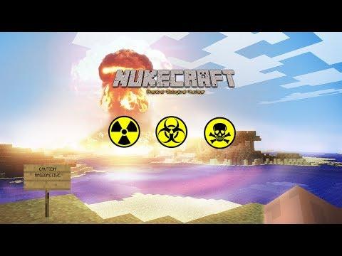 Minecraft: Nuclear Bomb