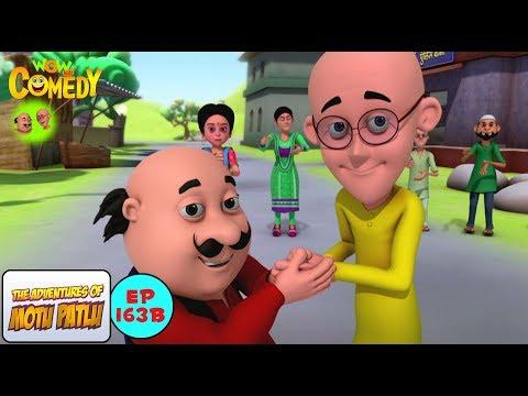 Chamatkari Locket - Motu Patlu in Hindi - 3D Animated cartoon series for kids - As on Nick thumbnail