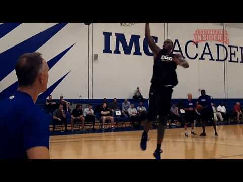 Arnett Moultrie - Relativity Sports Pro Day
