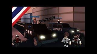 NEW SWAT VAN in ROBLOX VEHICLE SIMULATOR | DRAG RACES | CAR STUNTS DGTV DIANA GAMES TV
