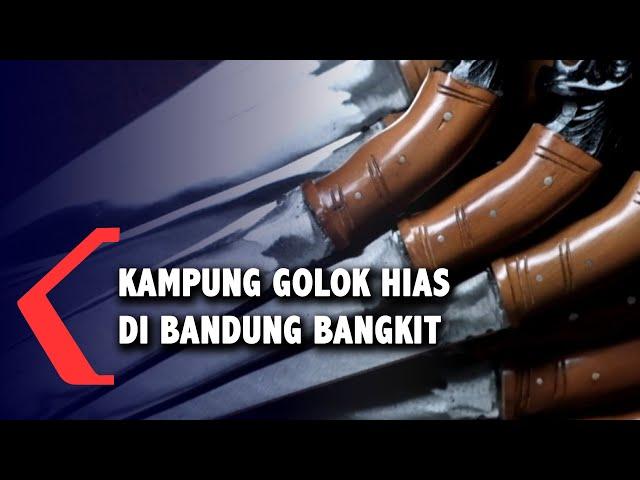 Kampung Golok Hias di Bandung Bangkit di Tengah Pandemi