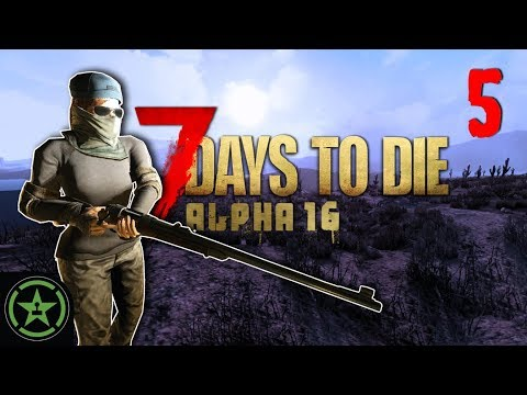 7 Days to Die: Guns, Gravity and Boy Bands (#5)