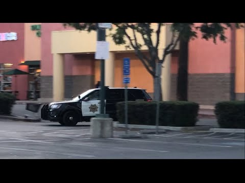 COPS shows up before the car meet even began.....