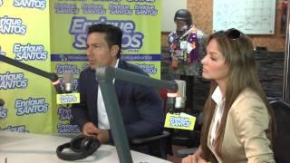 Blanca Soto y Fernando Colunga