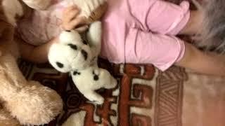Соня и мягкие игрушки