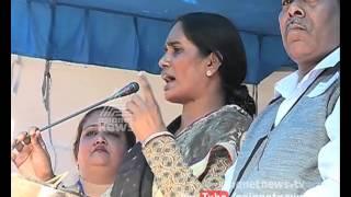 Delhi Gangrape victim's mother take her name in Public