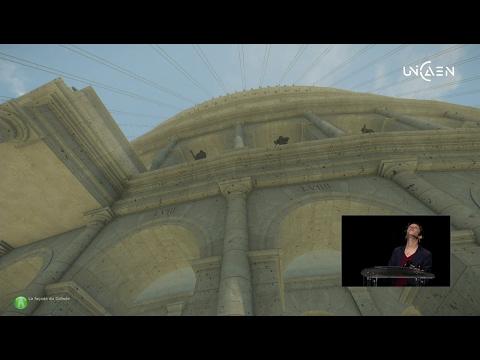 Sur les pas de l'empereur Constance II [3D] - Les Nocturnes du Plan de Rome - 01 fév. 17