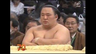 Мартовский турнир по Сумо 2015, 7-9 дни: Хару Басё (Осака) / Haru Basho (Osaka)