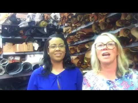 Tips for setting up a handbag brand with Make it British and Isabell from Isabella Queen
