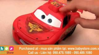 Phim Hoat Hinh | Ôtô McQueen điều khiển 95 to Xuất Âu babystore. | Oto McQueen dieu khien 95 to Xuat Au babystore.