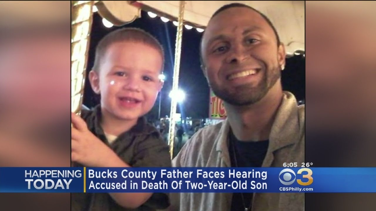 Hearing Friday For Man Who Left Son In Car And Ran From Police