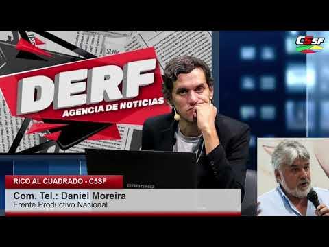 Moreira: Es el primer día de recuperación de las Pymes