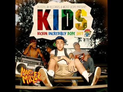 Mac Miller  Knock Knock instrumental + HOOK