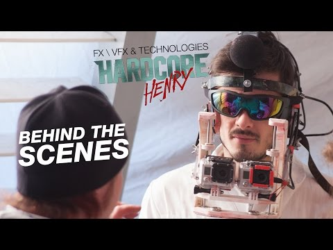 HARDCORE HENRY (Behind The Scenes Episodes): Technologies & VFX