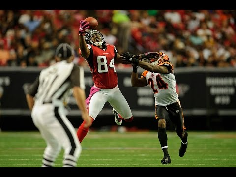 Roddy White Released By Atlanta Falcons - Twitter Reacts