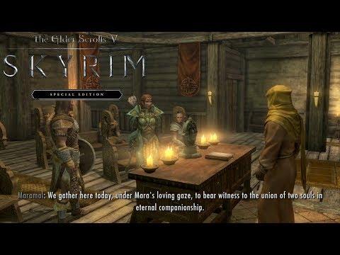 Community Skyrim: Special Edition - 70 - I Now Pronounce You...