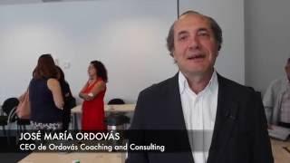 'Para qué emprender' 2ª #ExperienciaEIE José María Ordovás