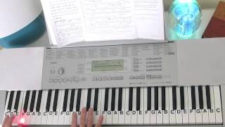 How to Play ~ Jaws ~ Theme From the Movie ~ LetterNotePlayer ©
