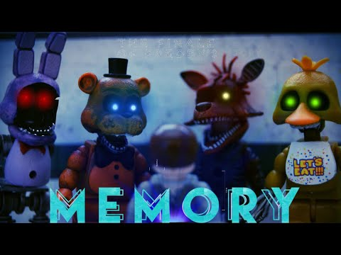 Memory By Rockit Gaming Fnaf LEGO
