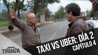 Taxi versus Uber: El segundo día | En su propia trampa | Temporada 2017