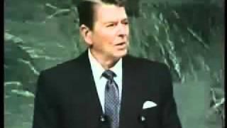 Ronald Regan speech to UN on Aliens Thumbnail