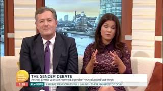 Non Binary Trans Debate: Piers Morgan vs. Fox & Owl
