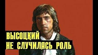 Высоцкий Не случилась роль, 1975 г