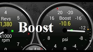 How to monitor boost pressure - Torque + ELM327