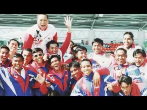 Singapore Sports Council 40th Anniversary Opening Video