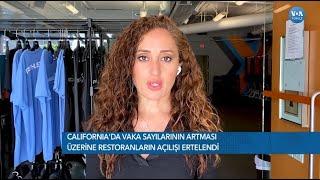 California'da Küçük İşletmeler Ayakta Kalma Savaşı Veriyor