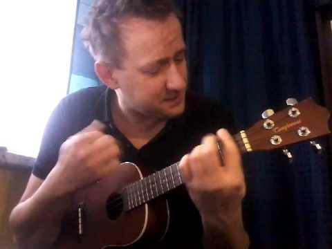 Mój jest ten kawałek podłogi | Mr Zoob - zagrane na ukulele