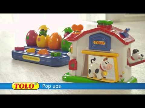Tolo Toys Pop up Farmhouse