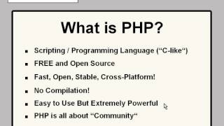 Leaning PHP from Scratch to Advanced Level